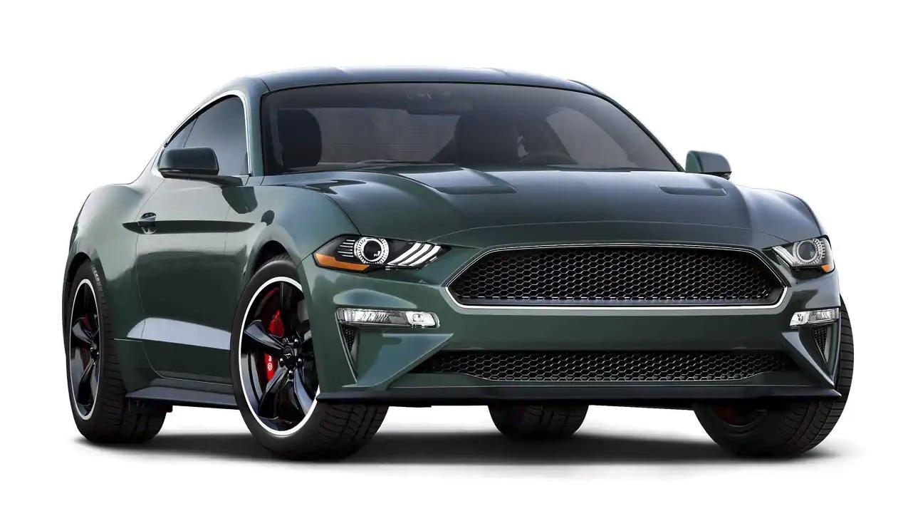 Win a NEW 2019 Ford Mustang Bullitt – Hands Up Foundation